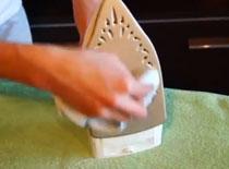 Jak wyczyścić żelazko pastą do zębów