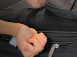 Jak otworzyć walizkę bez kluczyka