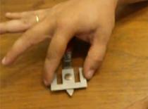 Jak zrobić portfel z zamknięciem na magnesy