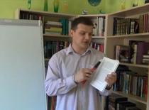 Jak opanować szybkie czytanie - wskaźnik