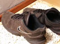Jak zrobić podstawkę na mokre buty