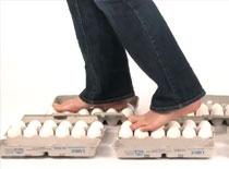 Jak chodzić po jajkach