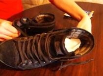 Jak odświeżyć buty i adidasy