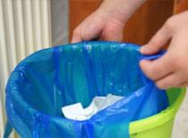 Jak przechowywać worki na śmieci
