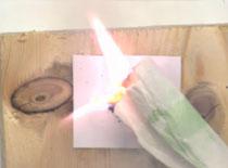 Jak spowodować samozapłon nadmanganianu potasu