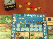 Jak grać w grę dla dzieci Fauna Junior