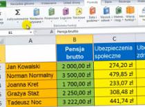Jak opanować Excel 2010 #2 - zacznij od wstążki