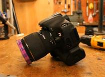 Jak tanim sposobem naprawić osłonę w aparacie