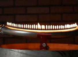 Jak zrobić płonącą muzyczną tubę