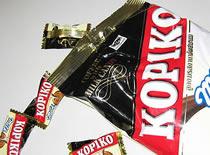 Jak zrobić cukierki Kopiko