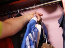 Jak zaoszczędzić miejsce w szafie