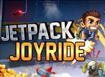 Recenzja gry Jetpack Joyride na Androida