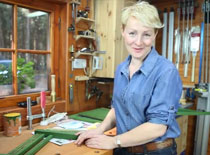 Jak odnowić drewniane krzesło cz. 2