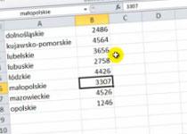 Jak usunąć błąd #ADR! w Excel 2010