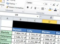 Jak oszczędzać czas w Excelu - suma i skróty klawiszowe