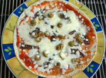 Jak zrobić tortillę jako pizzę