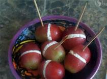 Jak zrobić przekąska na romantyczny wieczór z winogron