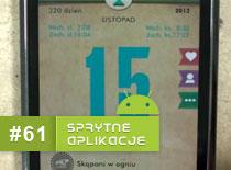 Jak zrobić kalendarz w stylu retro - Android aplikacje