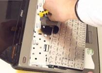 Jak wymienić klawiaturę w DELL 15R, N5010, M5010
