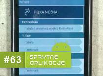 Jak na bieżąco sprawdzać wyniki meczów piłki nożnej - Android