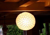 Jak zrobić mega lampę z plastikowych kubeczków