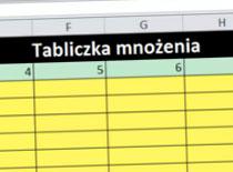 Jak połączyć odwołanie bezwzględne i względne w Excel 2010