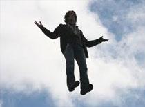 Jak Criss Angel lewituje w powietrzu - sekret triku