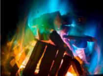 Jak zrobić kolorowy ogień