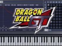 Jak zagrać motyw Dragon Ball GT