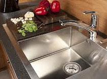 Jak wyczyścić armaturę łazienkową i kuchenną