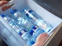 Jak oszczędzać prąd dzięki butelkom z wodą
