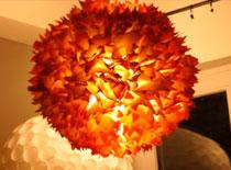 Jak zrobić jesienną lampę