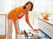 Jak zmniejszyć tarcie w szufladach
