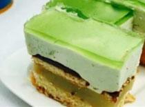 Jak zrobić ciasto Shrek z galaretką