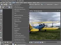 Jak zrobić płonący napis w Corel PaintShop Pro