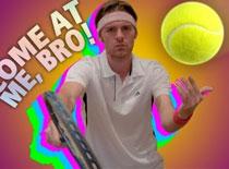 Jak zrobić podręczną wyrzutnię piłeczek tenisowych