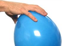 Jak zrobić wuwuzelę z balonu