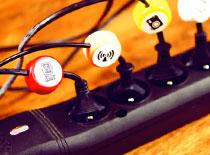 Jak oznaczać kable za pomocą nakrętek