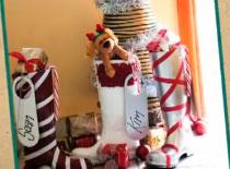 Jak zrobić świąteczne gumiaki