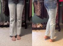 Jak zrobić rurki ze zwykłych jeansów