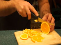 Jak zrobić grzane piwo z pomarańczą