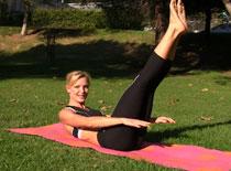 Jak wykonać zestaw ćwiczeń Pilates