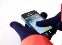 Jak zrobić rękawiczki do smartfona