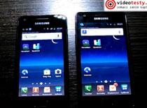 Porównanie: Samsung Galaxy S Advance vs Galaxy S 2