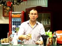Jak zrobić Malibu z ciepłym sokiem jabłkowym