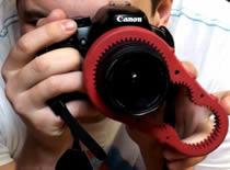 Jak zrobić nakładkę na zoom w obiektywie aparatu