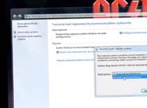 Jak stworzyć obraz całego systemu w Windows 7