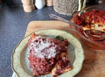 Jak zrobić Cannelloni bez mięsa