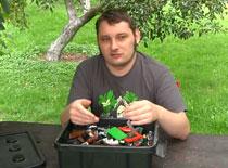 Jak wykorzystać klocki Lego w sztuce - Zbigniew Libera