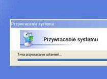 Jak przywrócić system korzystając z opcji systemowych